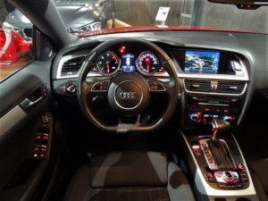 Audi A5 Sportback 3.0 TDI Rojo (12)