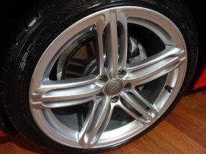 Audi A5 Sportback 3.0 TDI Rojo (21)