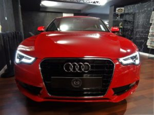 Audi A5 Sportback 3.0 TDI Rojo (23)