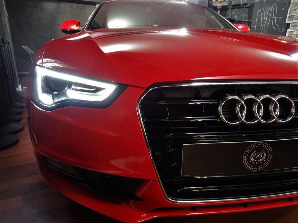 Audi A5 Sportback 3.0 TDI Rojo (24)