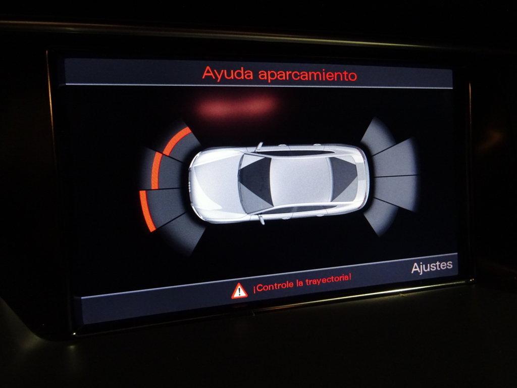 Audi A5 Sportback 3.0 TDI Rojo (29)