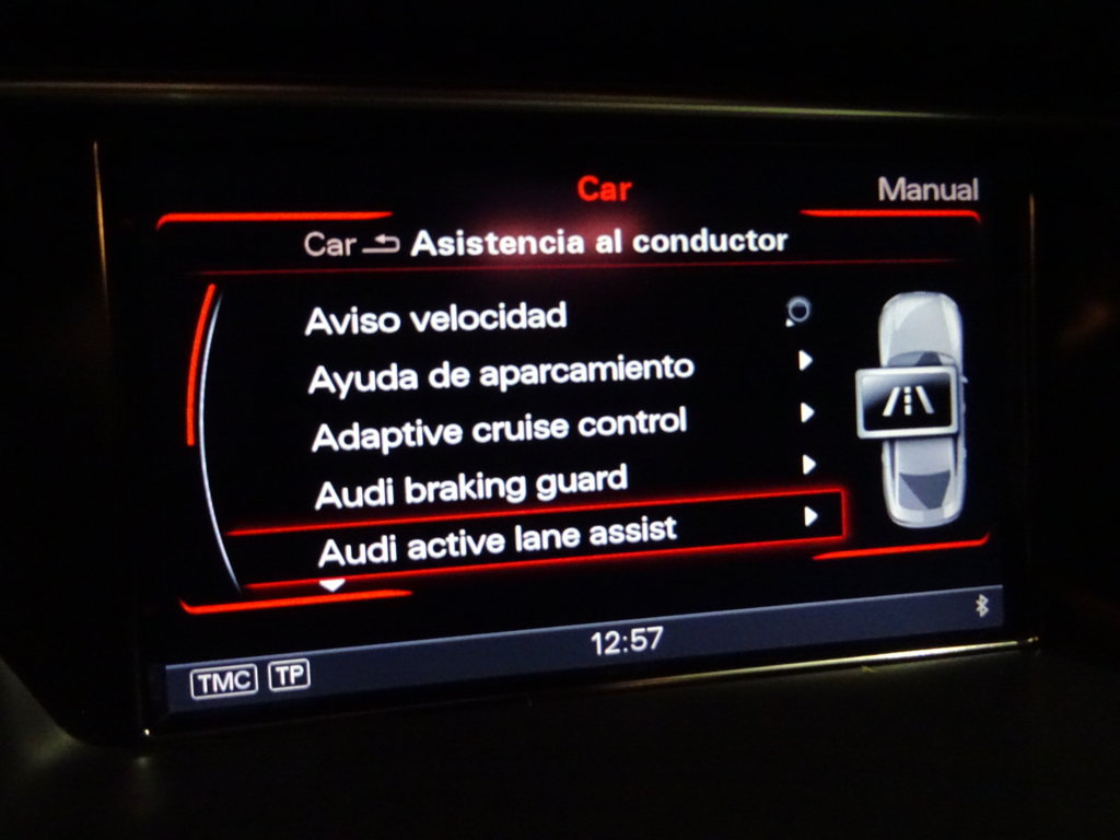 Audi A5 Sportback 3.0 TDI Rojo (34)