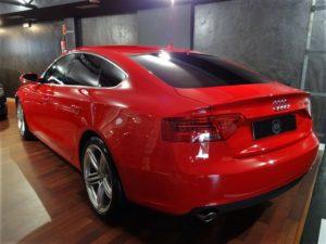 Audi A5 Sportback 3.0 TDI Rojo (4)