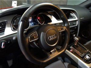 Audi A5 Sportback 3.0 TDI Rojo (46)