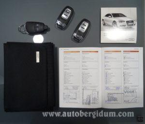 Audi A5 Sportback 3.0 TDI Rojo (49)