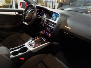 Audi A5 Sportback 3.0 TDI Rojo (5)