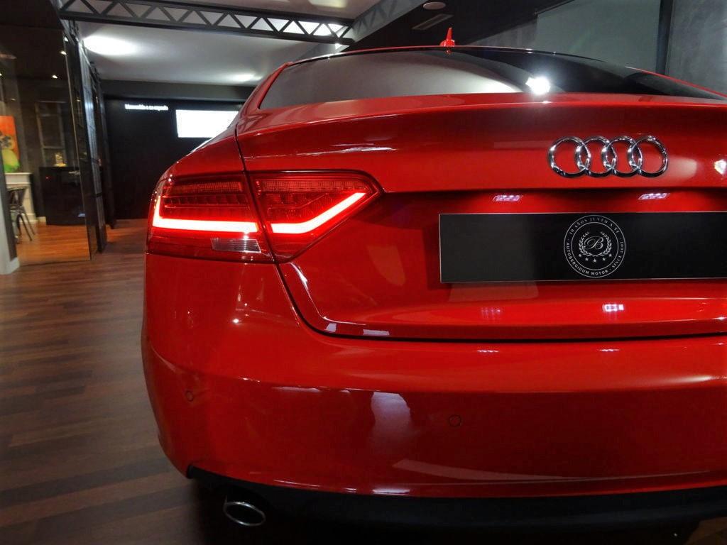 Audi A5 Sportback 3.0 TDI Rojo (50)