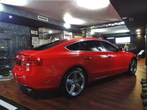 Audi A5 Sportback 3.0 TDI Rojo (51)