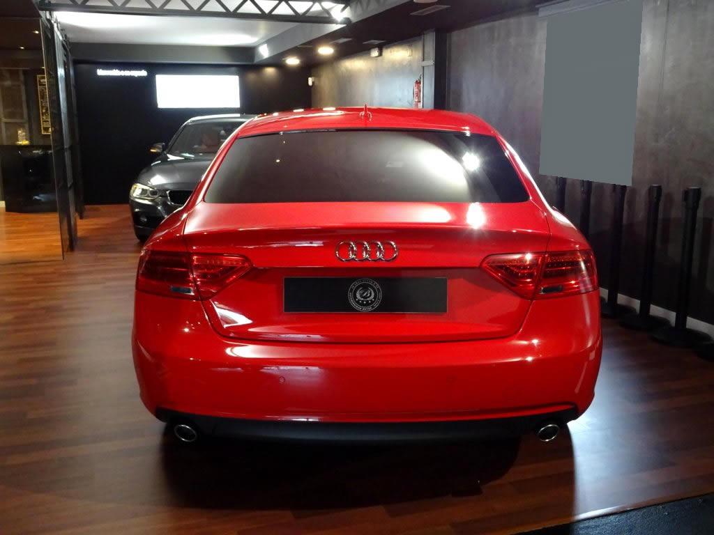 Audi A5 Sportback 3.0 TDI Rojo (53)