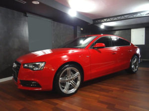 Audi A5 Sportback 3.0 TDI Rojo (54)