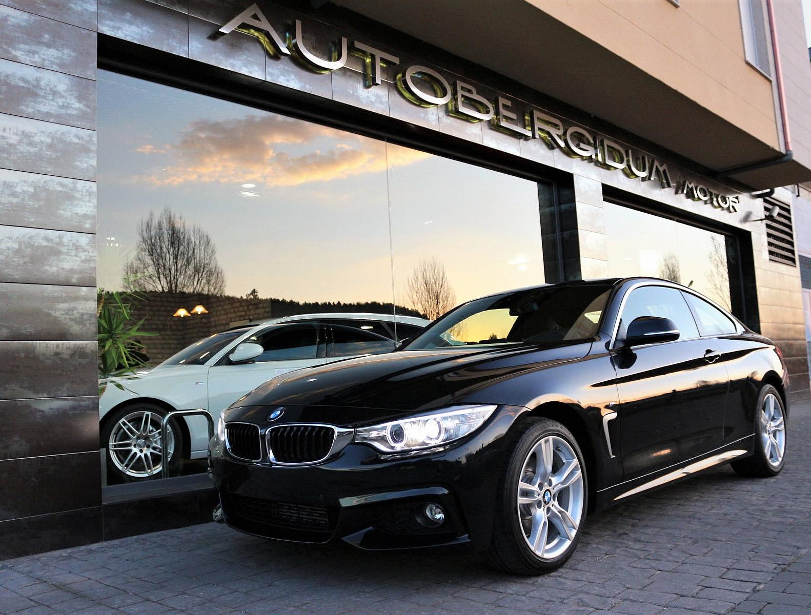 BMW 430d xDrive Coupé (12)