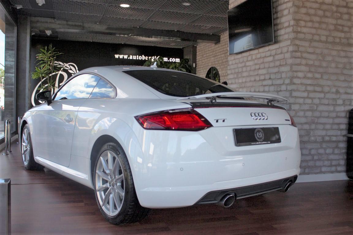 Audi TT 2.0 TFSI Quattro (12)