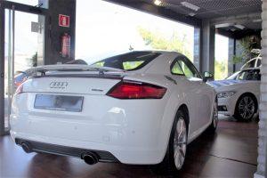 Audi TT 2.0 TFSI Quattro (13)