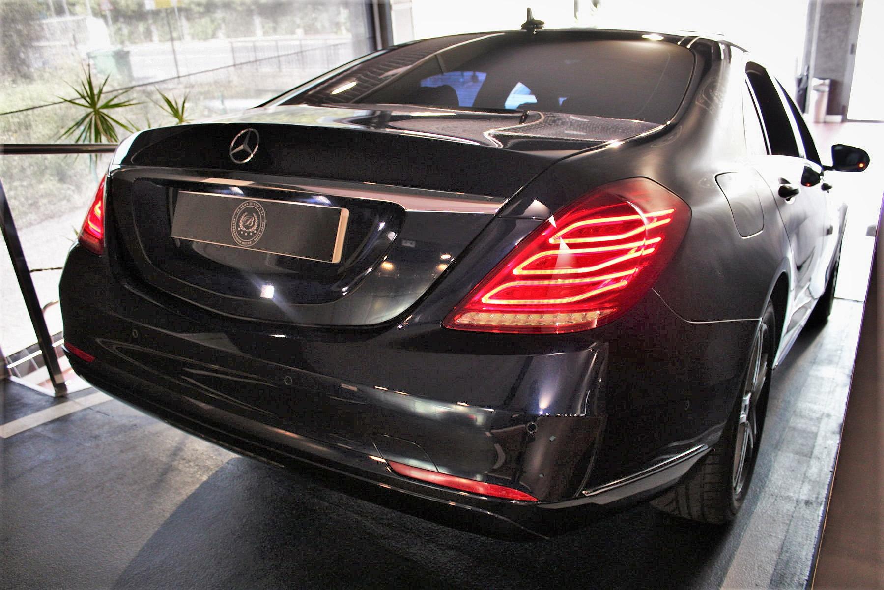 Mercedes Clase S 350 BT L (10)