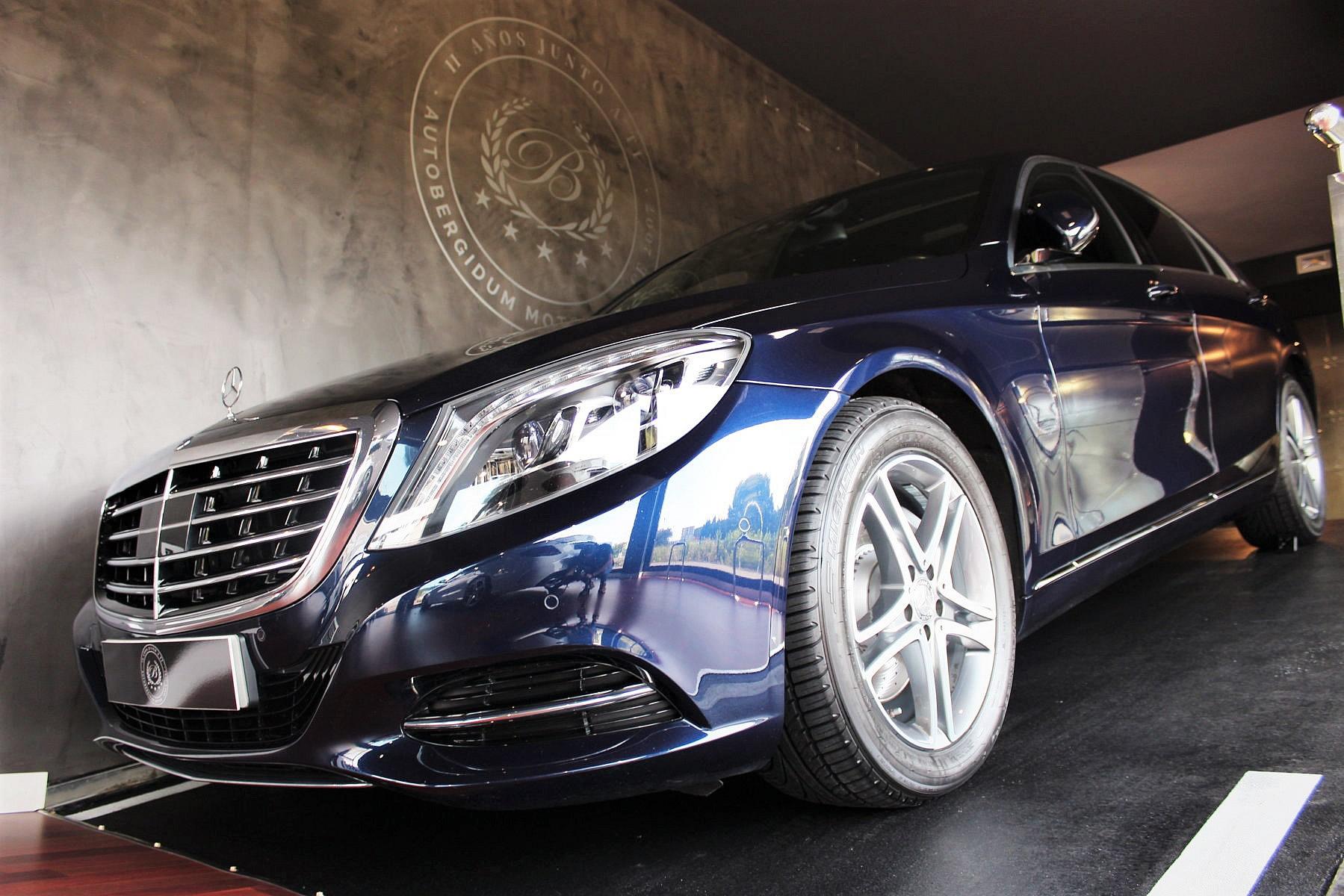 Mercedes Clase S 350 BT L (2)
