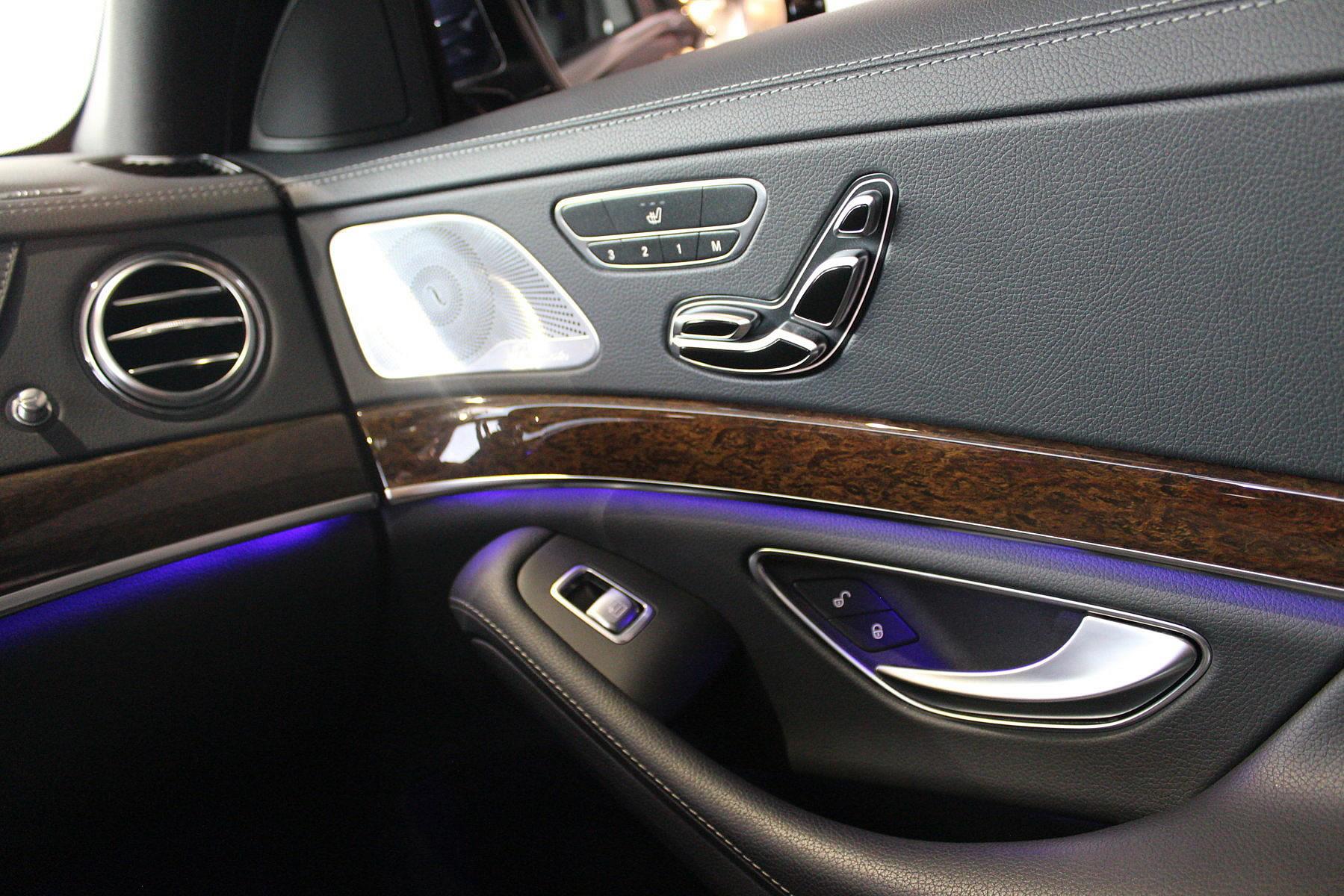 Mercedes Clase S 350 BT L (21)