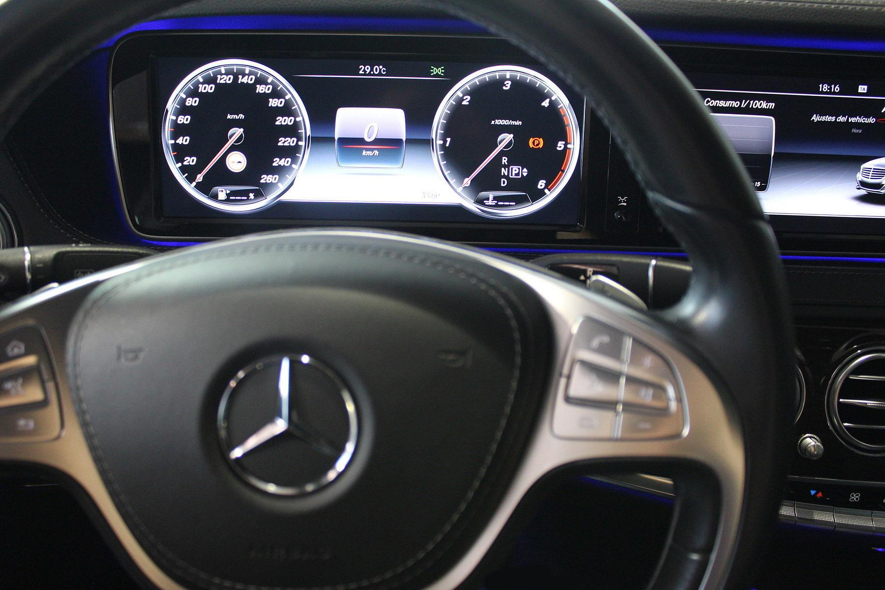 Mercedes Clase S 350 BT L (28)