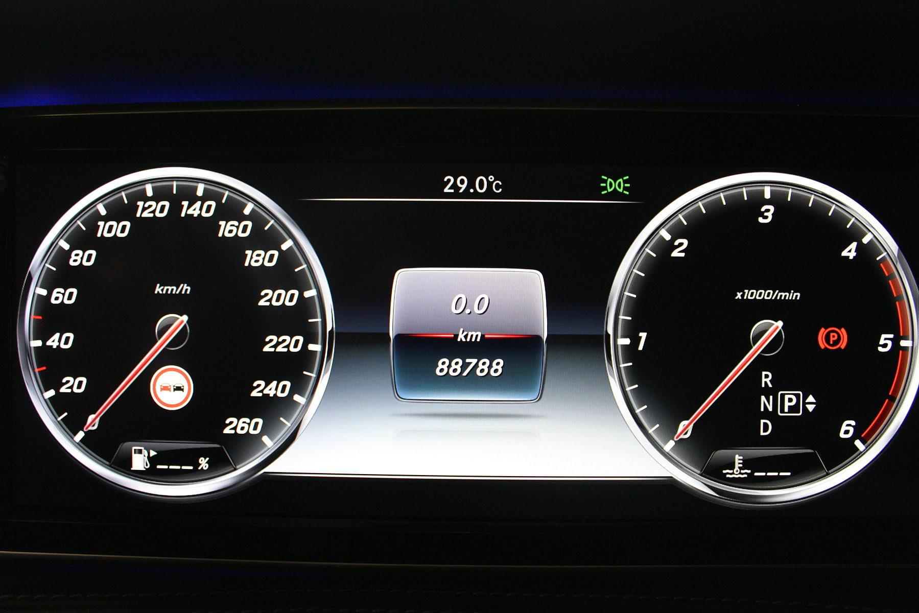 Mercedes Clase S 350 BT L (29)