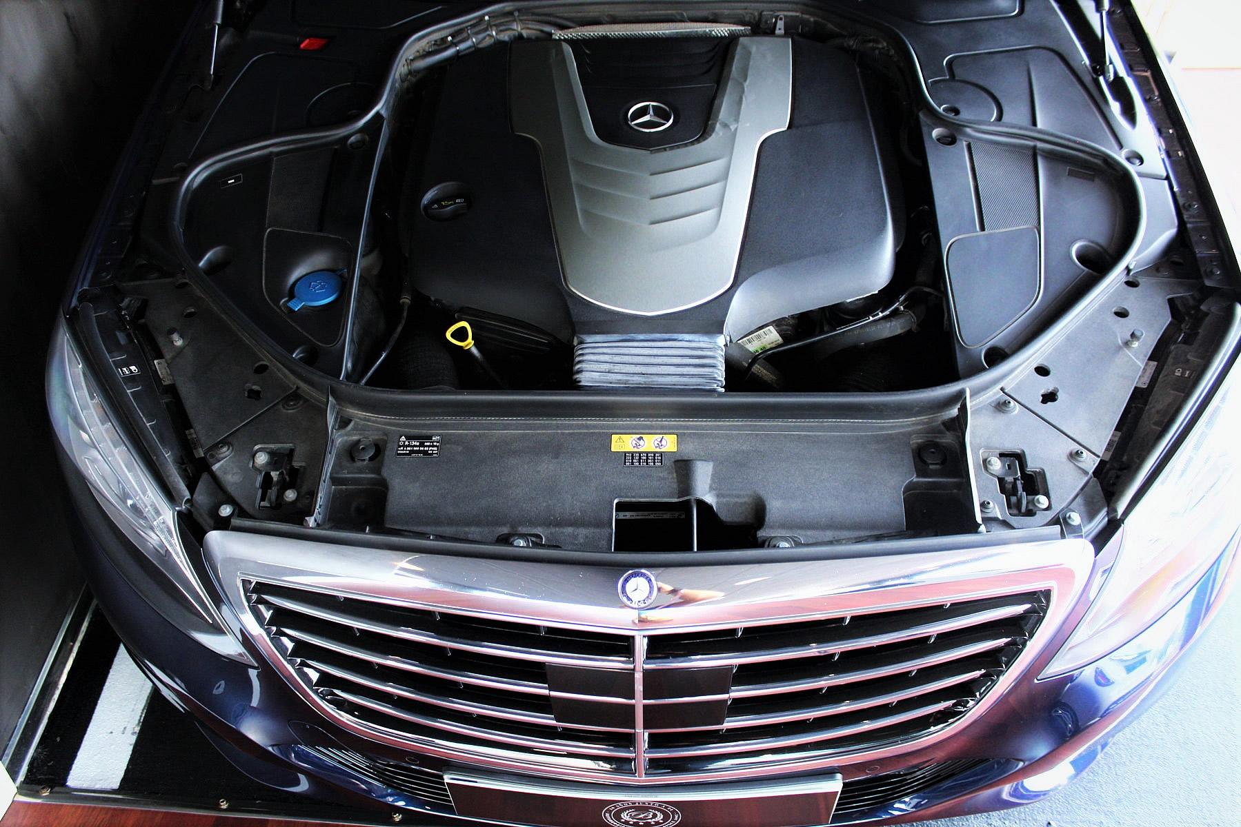 Mercedes Clase S 350 BT L (37)
