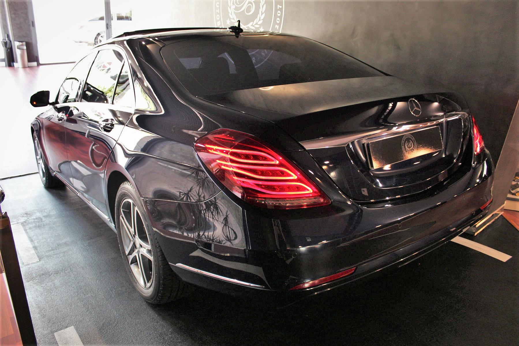 Mercedes Clase S 350 BT L (9)